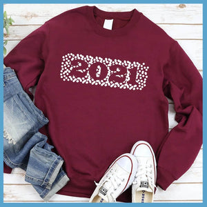 Welcome 2021 Sweatshirt