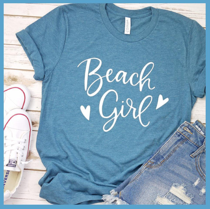 Beach Girl T shirt