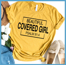 Load image into Gallery viewer, Beautiful Covered Girl T-Shirt