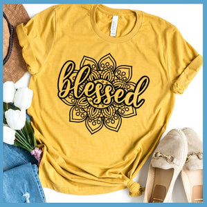 Blessed Mandala T-Shirt