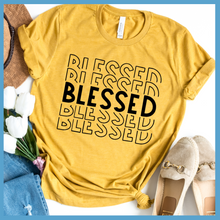 Load image into Gallery viewer, Blessed T-Shirt
