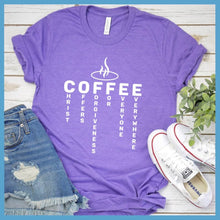 Load image into Gallery viewer, Christ Coffee T-Shirt