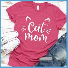 Load image into Gallery viewer, Cat Mom T-Shirt