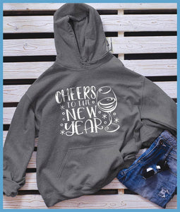 Cheers To The New Year Hoodie