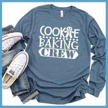 Load image into Gallery viewer, Cookie Baking Crew Long Sleeves