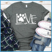Load image into Gallery viewer, Dog Love T-Shirt