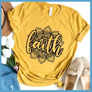 Faith Mandala T-Shirt