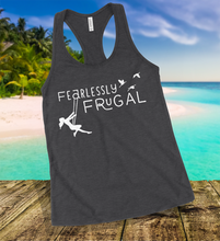 Load image into Gallery viewer, Fearlessly Frugal Tank Top