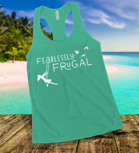 Fearlessly Frugal Tank Top