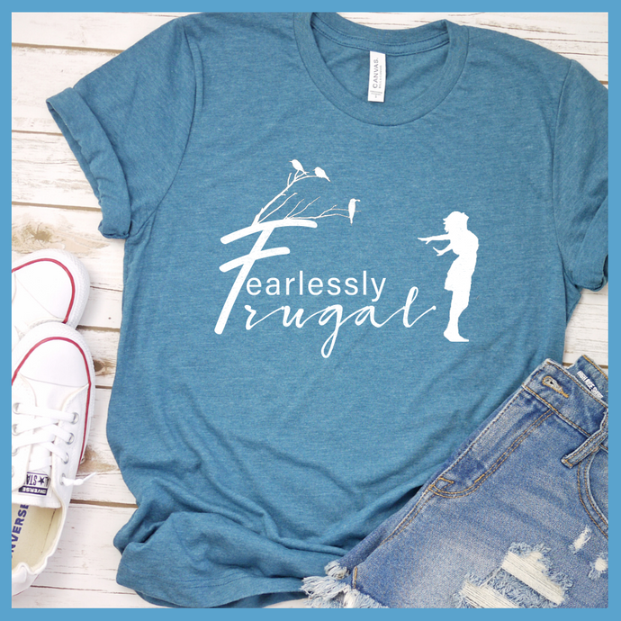 Fearlessly Frugal Version 2 T-Shirt