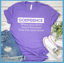 Load image into Gallery viewer, Godfidence T-Shirt 2