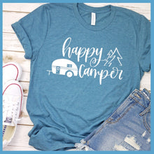 Load image into Gallery viewer, Happy Camper T-Shirt