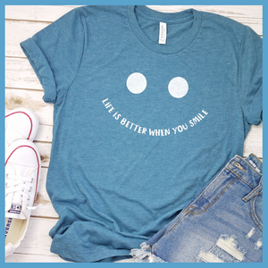 When You Smile T-Shirt