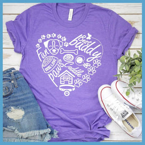 Dog Heart T-Shirt