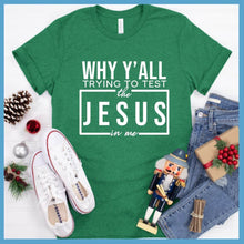 Load image into Gallery viewer, Jesus In Me T-Shirt