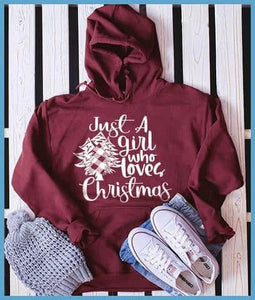 Brooke & Belle: T-Shirt, Long Sleeve and Hoodie Christmas Bundle (B)