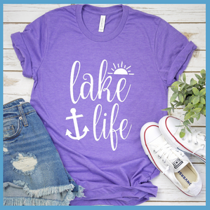 Lake Life Version 2 T-Shirt