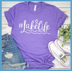 Lake Life Version 3 T-Shirt