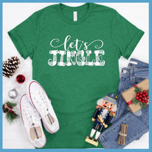 Load image into Gallery viewer, Let's Jingle T-Shirt