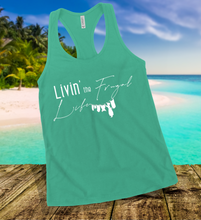 Load image into Gallery viewer, Livin' The Frugal Life Version 2 Tank Top