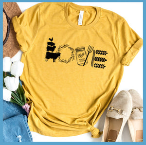 Love Farmhouse T-Shirt