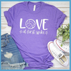 Love At First Spike T-Shirt