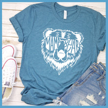 Load image into Gallery viewer, Mama Bear Sunglasses T-Shirt