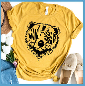 Mama Bear Sunglasses T-Shirt