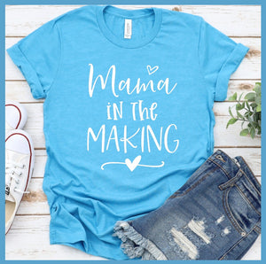 Mama In The Making T-Shirt