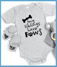 Load image into Gallery viewer, My Siblings Onesie