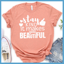 Load image into Gallery viewer, Stay Kind T-Shirt