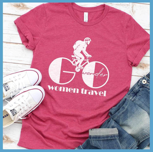 GoWonder And Explore T-Shirt