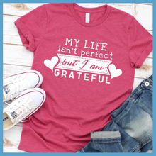 Load image into Gallery viewer, I Am Grateful T-Shirt