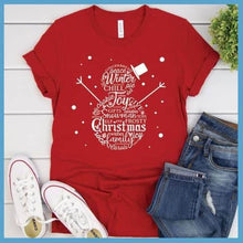 Load image into Gallery viewer, Brooke & Belle: Three Shirts Christmas Bundle (C)