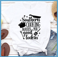 Load image into Gallery viewer, Southern Cooking T Shirt
