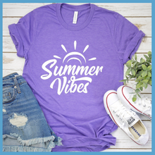 Load image into Gallery viewer, Summer Vibes T Shirt