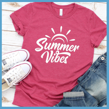 Load image into Gallery viewer, Summer Vibes T-Shirt