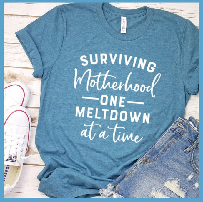 Surviving Motherhood T-Shirt