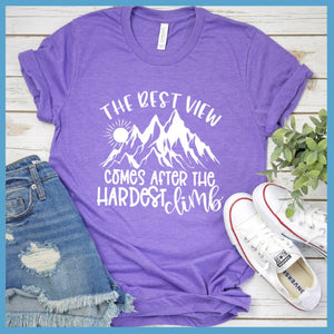The Best View T-Shirt