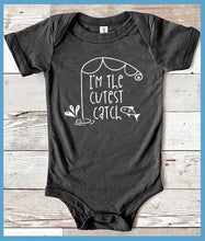 Load image into Gallery viewer, The Cutest Catch Onesie