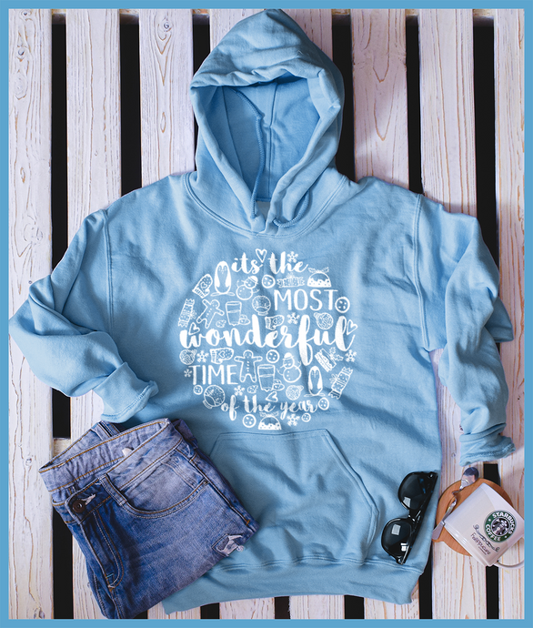 Most Wonderful Time Hoodie