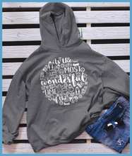 Load image into Gallery viewer, Most Wonderful Time Hoodie