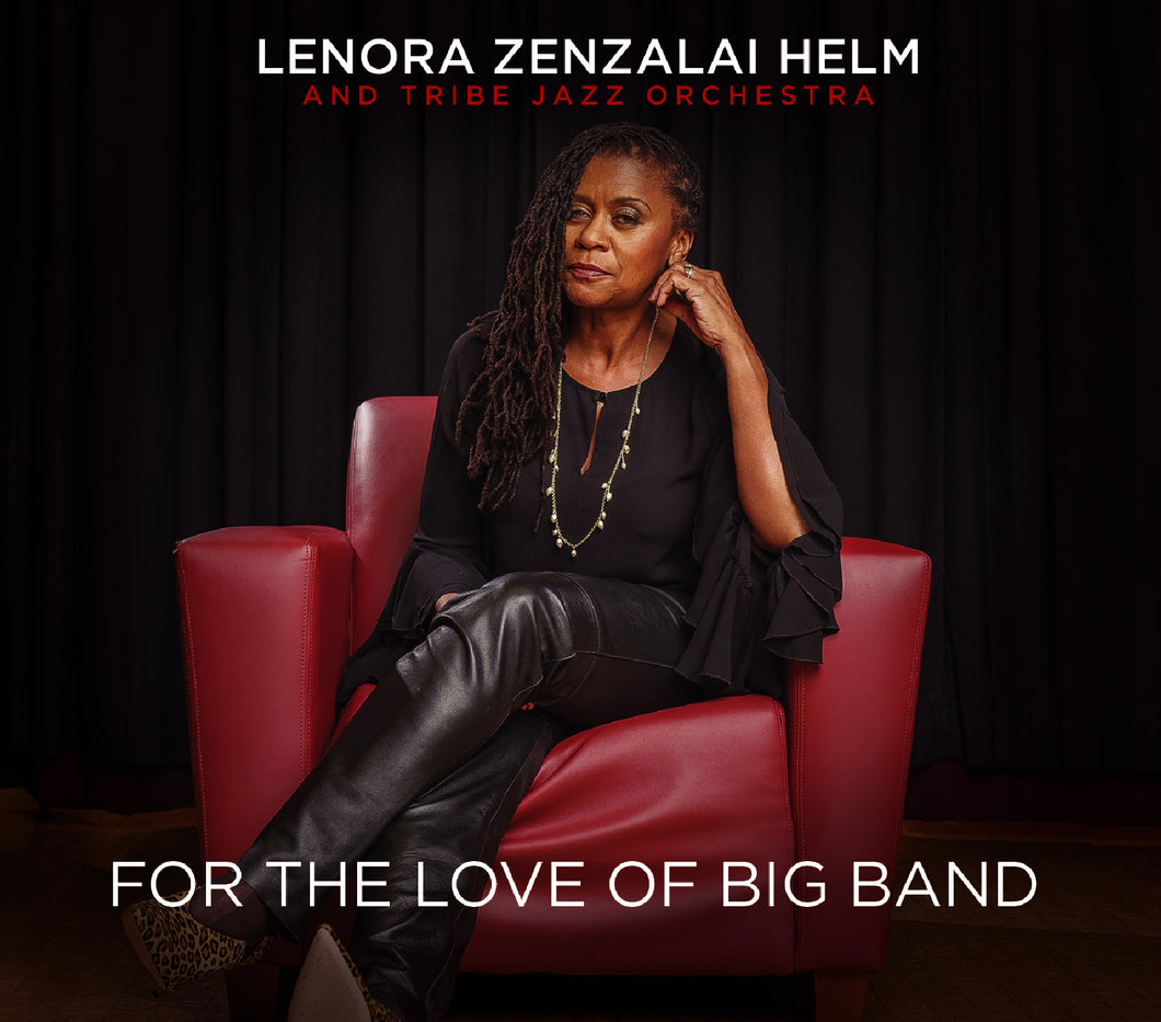 For the Love of Big Band Download of CD