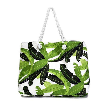 Monkey Patio Tote Beach Bag