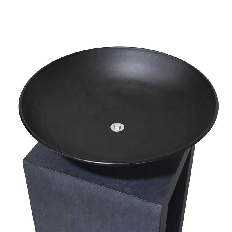 Monkey Patio Midas Bowl Fire Pit Pedestal