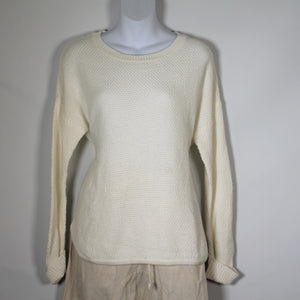 Tops- Cotton Long Sleeve -White
