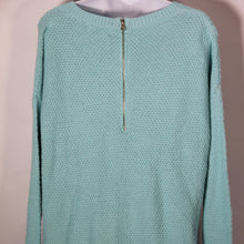 Load image into Gallery viewer, Tops- Cotton Long Sleeve -Turquoise