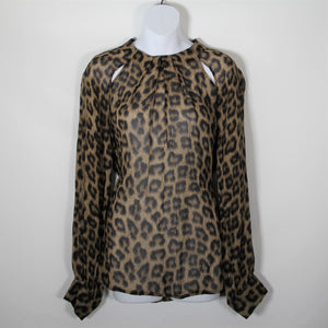 Tops - Leopard Shirt