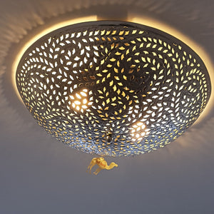 Round Cutout Ceiling or Wall Light