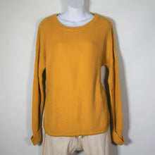 Load image into Gallery viewer, Tops- Cotton Long Sleeve -Mustard
